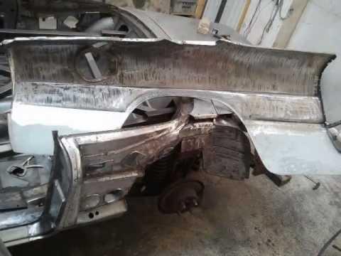 Alfa Romeo Spider Car Body Repair Bodywork Flame