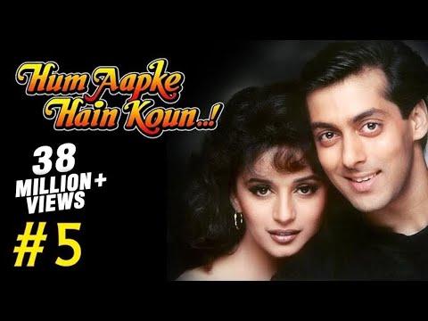 Hum Aapke Hain Koun Full Movie | (Part 5/17) | Salman Khan, Madhuri | New Released Full Hindi Movies
