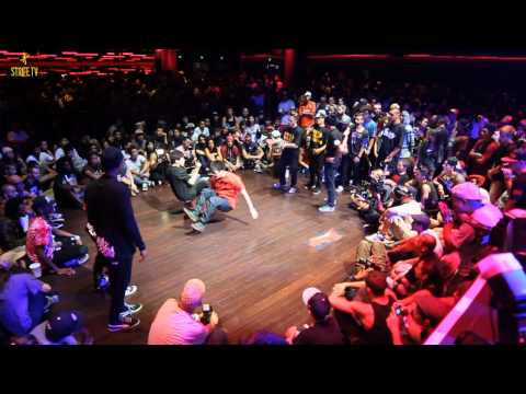 Skill Brat Renegades Vs Lionz Of Zion   Semi Finals Freestyle Session 15 Year   STRIFE.TV