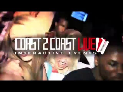 MitchWilly @RealMitchWilly Performs at Coast 2 Coast LIVE   Cleveland Edition 1 16 16
