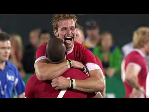 Pugh reflects on Sevens World Cup glory