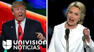 Encuesta electoral: Hillary Clinton ganaría las elecciones al día de  hoy