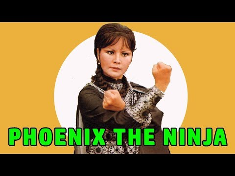 Wu Tang Collection - Phoenix the Ninja aka Miraculous Flower