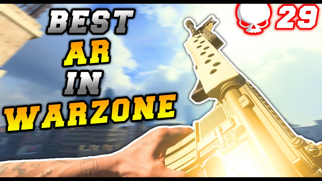 BEST M4A1 CLASS IN SEASON 4 WARZONE! ITS THE BEST AR IN WARZONE!? 29 SOLO KILLS! M4A1 WARZONE CLASS