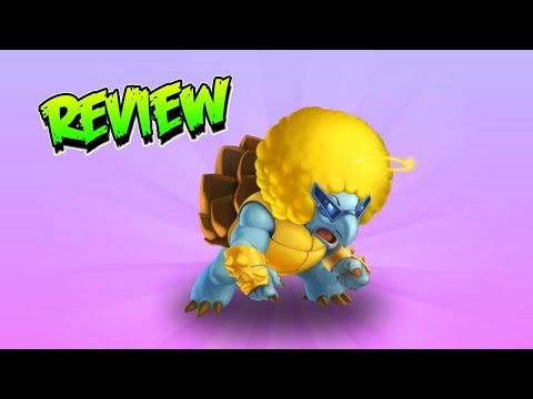 UNA TORTUGA CON AFRO IMIGBO !! - Review Monster Legends