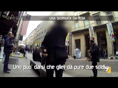 Una giornata da rom