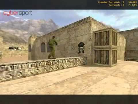 Counter Strike   Как играют настоящие профи