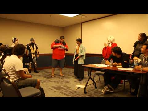 "FSC-2012 ""Who's Cosplay is It Anime"" Adult version clip"