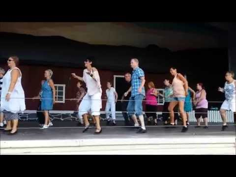 That Old Time Rock 'N' Roll - Linedance