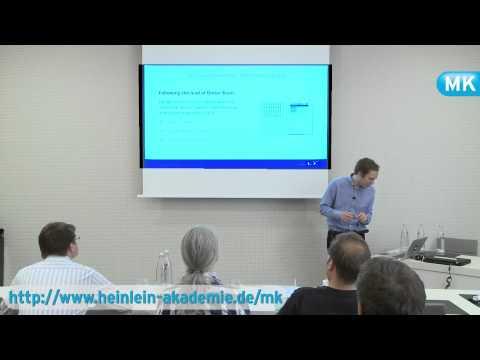 Darum ist Open-Xchange die beste Groupware (Daniel Halbe, Mailserver-Konferenz)