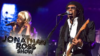 CHIC Feat. Nile Rodgers: Good Times Live *YouTube Exclusive* - The Jonathan Ross Show