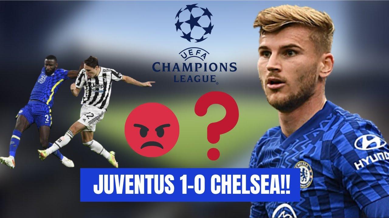 Juventus vs. Chelsea - Football Match Report - September 29, 2021 ...