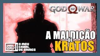 KRATOS - O DESTRUIDOR DE MUNDOS [God of War]