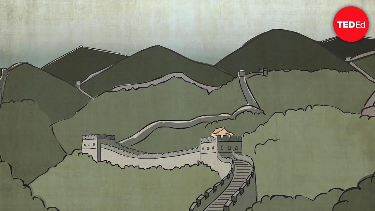 อะไรทำให้กำแพงเมืองจีนช่างแสนพิเศษ - Megan Campisi and Pen-Pen Chen