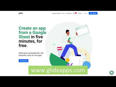 Glide Apps Overview Video