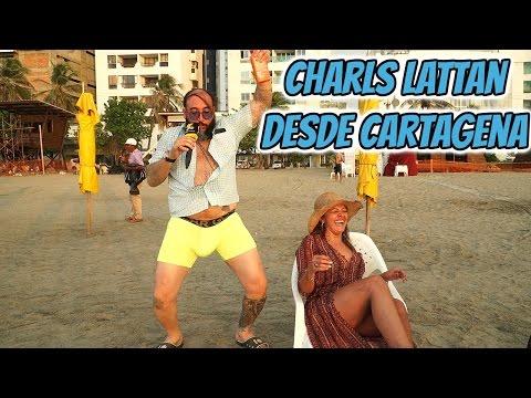 Charls Lattan Desde Cartagena, Colombia | Especial