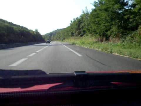 Roads in France, Motorway to Tolouse