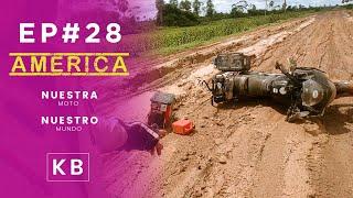 Cruzar Bolivia en moto por la F9 - Ep#28 - Vuelta al Mundo en Moto