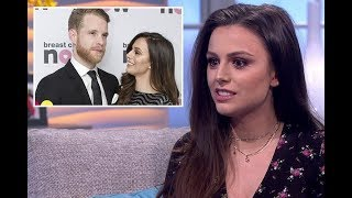 Cher Lloyd praises husband Craig Monk after his ex claimed he 'cut his six year old daughter