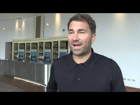 'PUT EGOS ASIDE!' - EDDIE HEARN ON JOSHUA-WILDER NY MEETING, BROOK-KHAN, KEEPING DiBELLA 'RELEVANT'