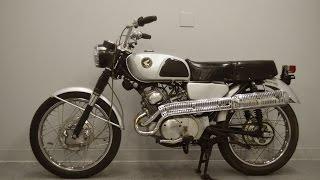 1967 Honda CL160-D Scrambler - Sold