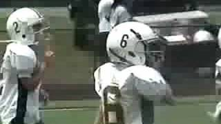 OCYFL-Wesley Wilson Jr - Jancek Amazing Td Pass Play