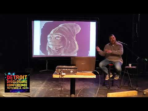 Detroit Disclosure Conference - Tony Rodrigues: The Secret Space Program