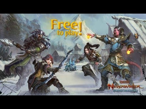 NEVERWINTER! Great Free To Play Game!