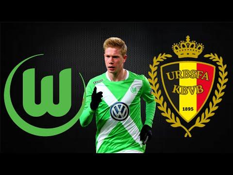 Kevin De Bruyne | All Goals | 16 | Wolfsburg | HD | 2014/2015