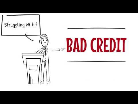 HOW TO GET SMALL BUSINESS LOANS WITH BAD CREDIT