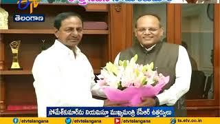 Somesh Kumar Appointed New Telangana Chief Secretary