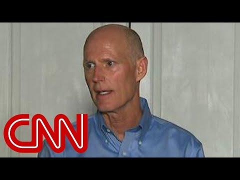 Rick Scott campaign is filing multiple election lawsuits
