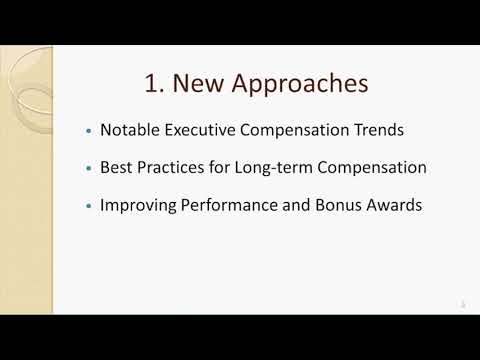 Executive Compensation 2018: Best-Step Briefing for Private and Public Companies