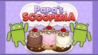 Papa's Scooperia To Go! - Download APK