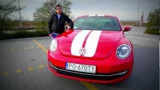 (PL) Volkswagen The Beetle - nowy, nowy Garbus - test i jazda próbna
