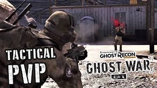 🔴 GHOST RECON WILDLANDS PVP | Extreme Teamplay!!! | GHOST WAR (Tactical Gameplay)