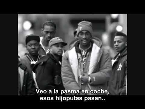 2Pac - Only Fear Of Death ( Subtitulado en Español )