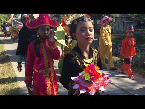 Karnaval desa majenang kedungpring lamongan