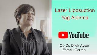 Lazer Liposuction ( liposakşın ) İle Bölgesel Zayıflama | Op.Dr. Dilek Avşar #evdekal #evdekal