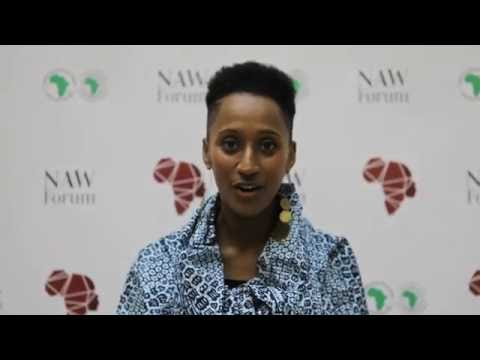 New African Women at the New African Woman