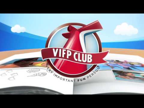 Carnival Cruise Lines' Loyalty Program:  THE VIFP CLUB / Sunway Travel Group