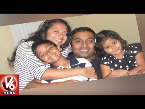 Indian Family Of Four Go Missing On Road Trip In California | America | V6 News