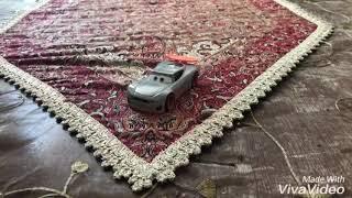 Disney Pixar Cars 3 Diecast Aiden (RRC Next Gen Number 003)