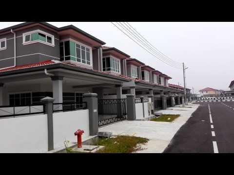 Perumahan di Unigarden Kota Samarahan, Sarawak