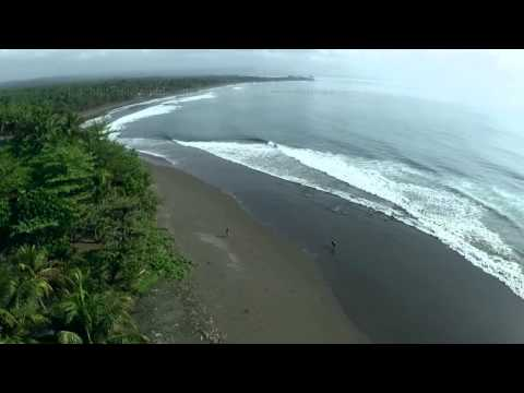 Dance With The Waves at batu karas video footage by acang
