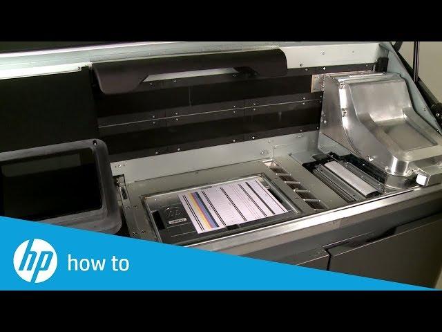 Jak wyregulować ustawienie głowicy w drukarkach 3D HP Jet Fusion 300 oraz 500