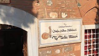 Hafsa Sultan Şifahanesi / MSKU Sanat Tarihi Topluluğu Manisa gezisi