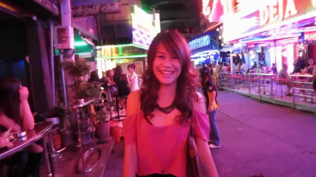 Phayao Thailand Nachtleben