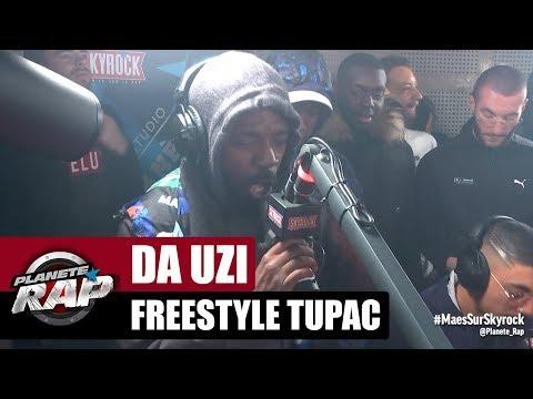 Da Uzi - Freestyle Tupac #PlanèteRap