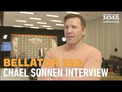 Chael Sonnen explains why Bellator 222 fight with Lyoto Machida is 'personal'